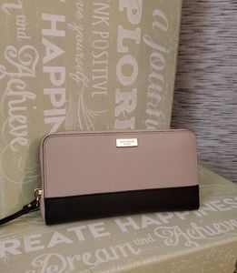 Kate Spade Accordion Style Wallet,  NWOT